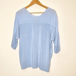 Dolan Anthropologie Scoop Neck Dolman Blouse